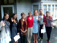 Farewell to Halmstad Exchange Students